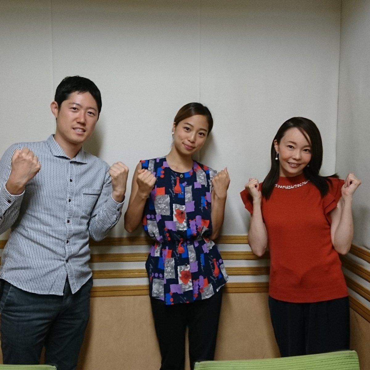 千葉真子BEST SMILE ランニングクラブ│文化放送2017/09/23/土 6:25-6:35  ゲストは福内櫻子