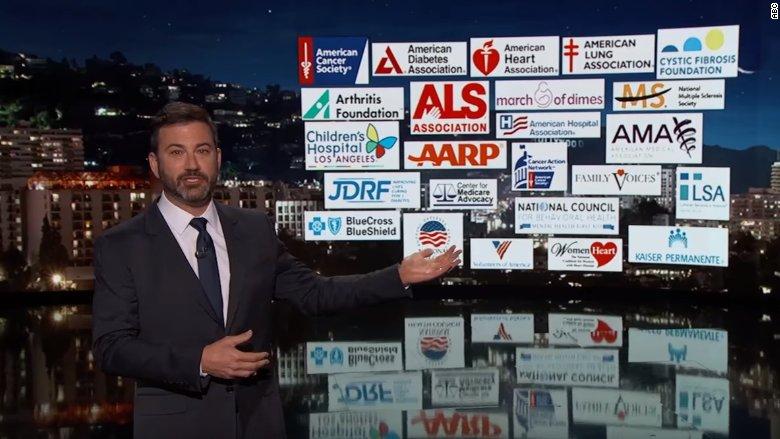 Did Jimmy Kimmel kill the GOP health care bill? https://t.co/SSUNZcfL2h https://t.co/JyqigLfOd5