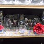 ≪Rejet shop情報≫◆DIABOLIK LOVERS CLUB万魔殿◆アクリルフィギュアスタンドのサンプル展示中