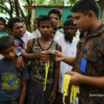 Bangladesh says Rohingya refugee influx at a virtual halt