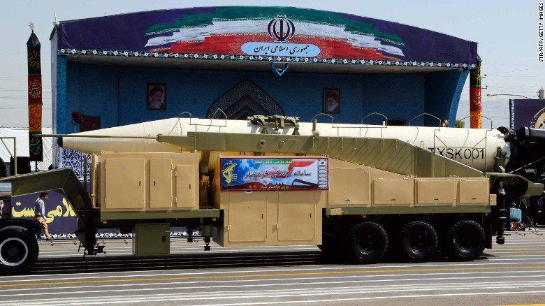 Ahora fue Irán el que probó un nuevo misil balístico https://t.co/LoU0w6yUhl https://t.co/8eFa50gPFu