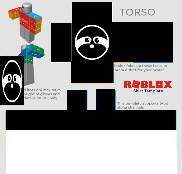 similiar roblox sloth templates keywords