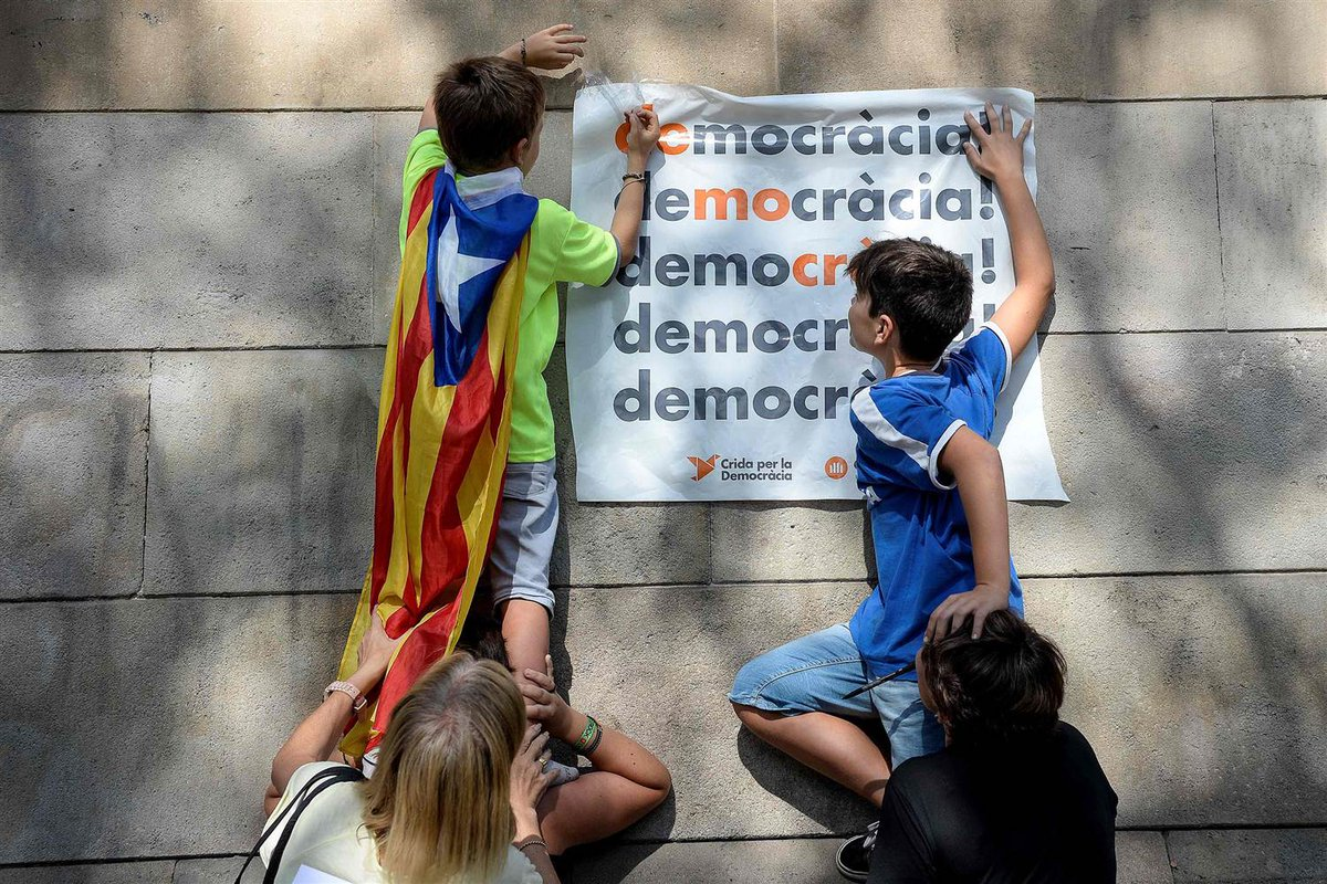 Catalan independence referendum: What's behind the vote aimed at breaking up Spain?