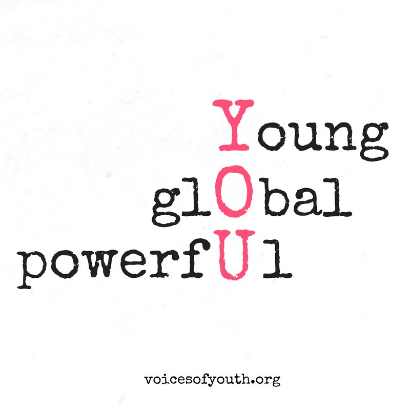 Y O U  More at @voicesofYouth - our platform for youth, by youth. https://t.co/BX5yCDwzdn