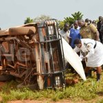 One killed and scores injured in Lira accident