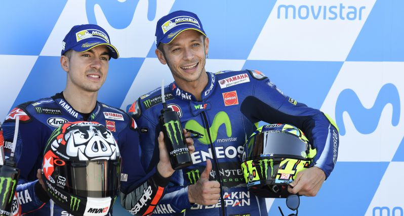 test Twitter Media - Movistar Yamaha surge to the top in Spanish qualifying: https://t.co/TB66kWjJga #MovistarYamaha #MotoGP #AragonGP https://t.co/fgr9eHZWh4