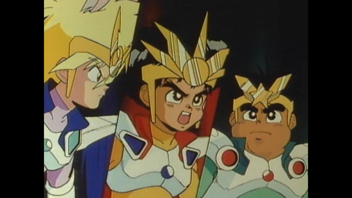 グランゾート観てて…昔のバトルアニメは様々な年代のキャラが活躍してた。主人公達少年、中年ママにイケメンニーサン果てはじい