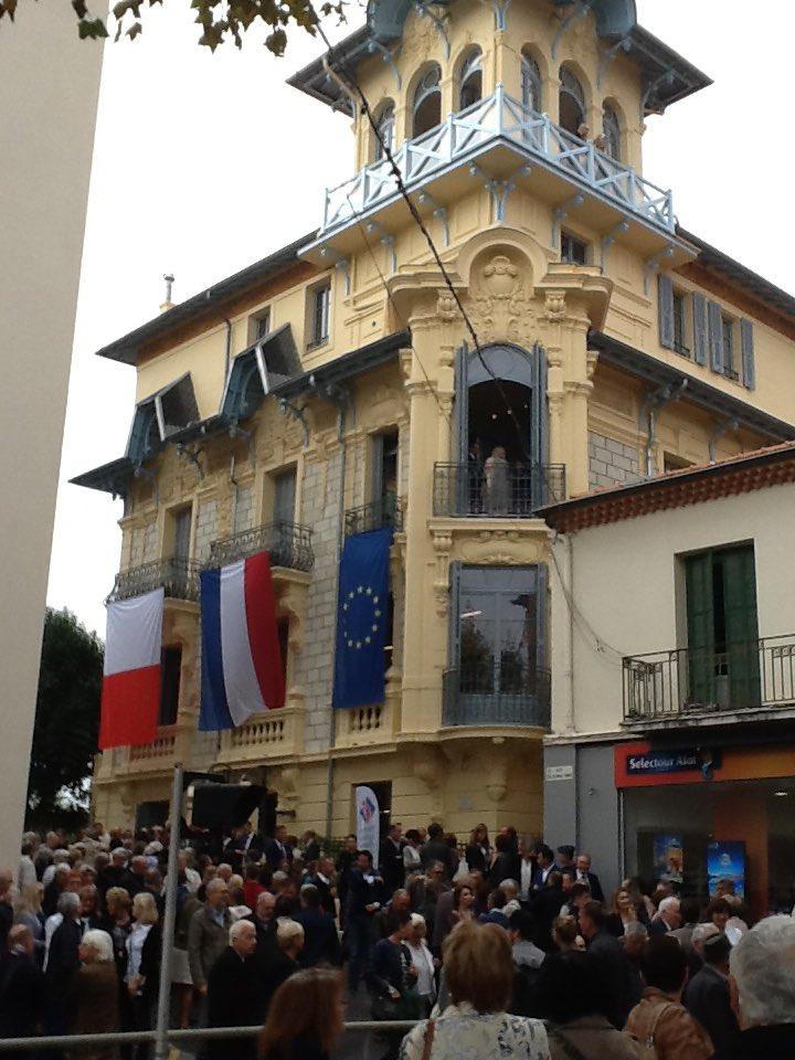Dzisiaj we francuskim #Vence św