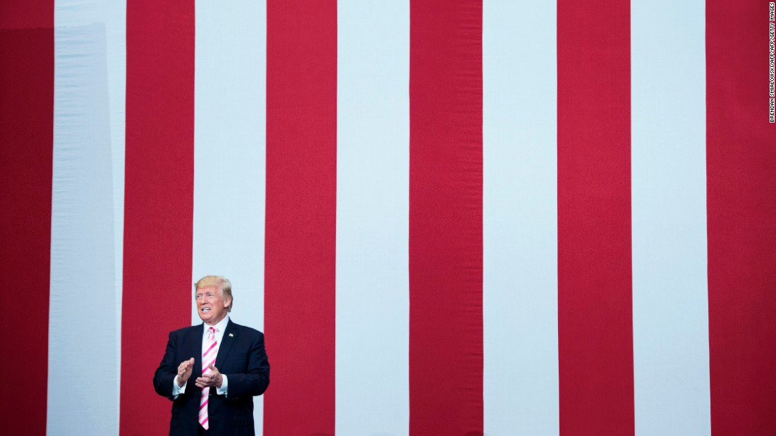 President Trump touts his Twitter use at Alabama rally https://t.co/QtnushGewl https://t.co/aQcJgYkZ4V