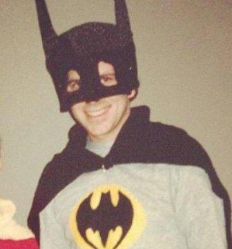 #IfBatmanWerePresident I'd dress up as our president for Halloween htt...