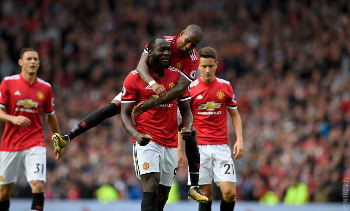 We're unchanged from last weekend's 4-0 victory over Everton. #MUFC #S...