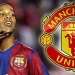 Why Ronaldinho's transfer to Manchester United broke down in 2003