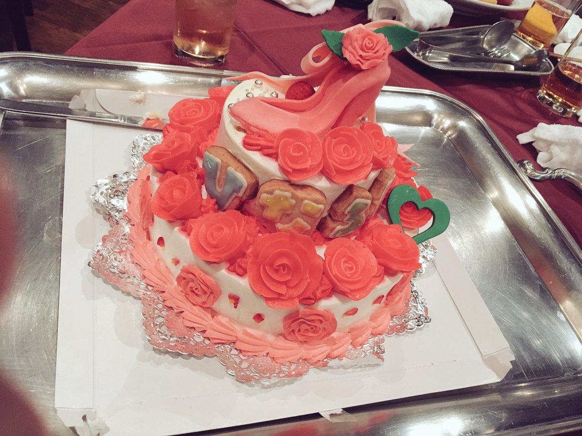 ケーキすごいです!#ひなろじ