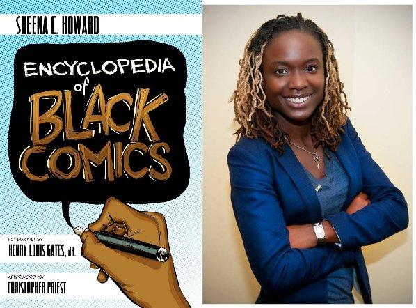 Encyclopedia of Black Comics (2017) by Sheena C. Howard Get it here https://t.co/fY51r0iKys https://t.co/Lghq7eY1sz