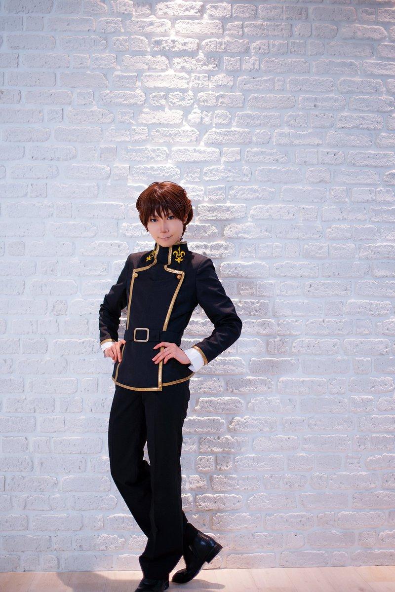 【コードギアス】枢木スザクphoto:SHINTAROさんstudio:博多撮影所様スザクのいろんな表情が表現できるよう