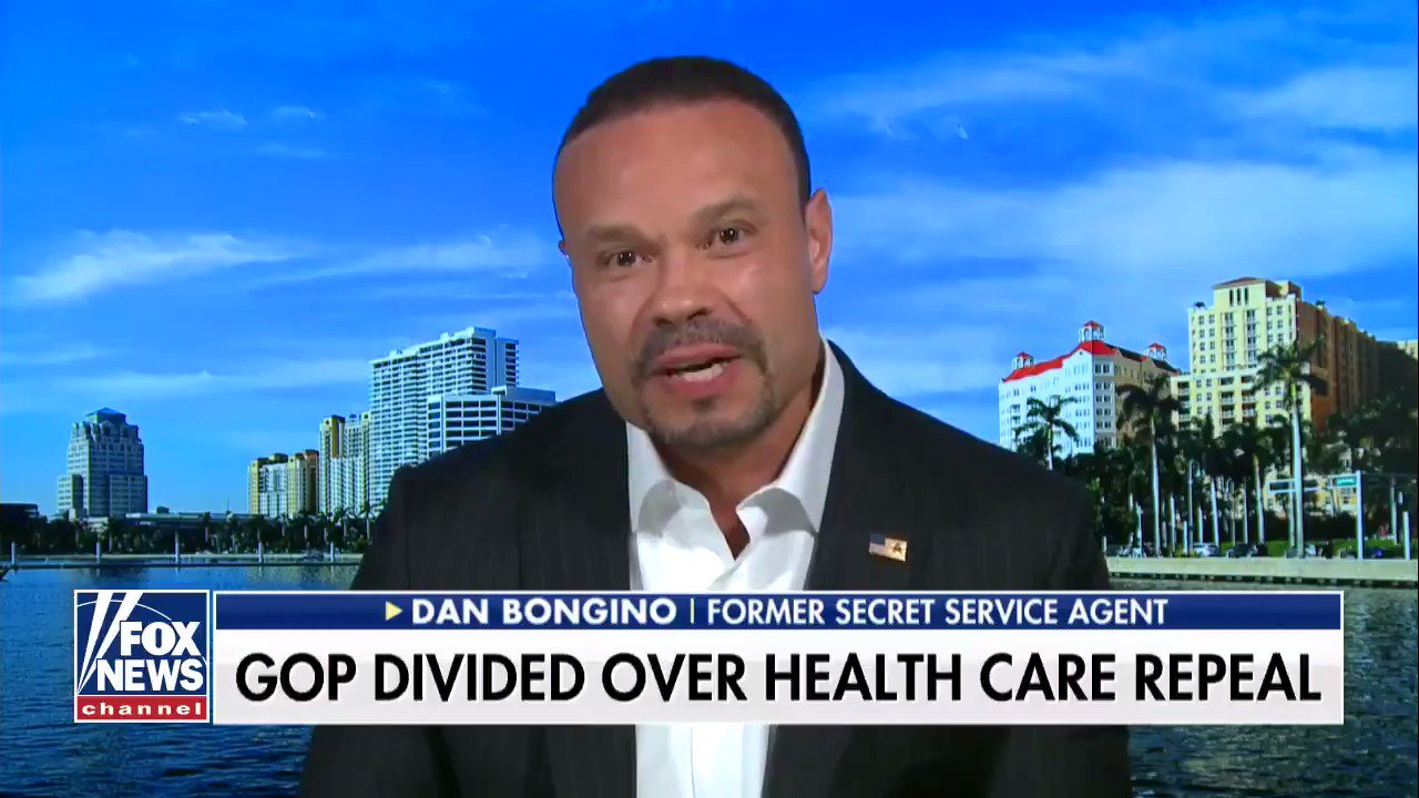 .@dbongino: 'How many times is [@SenJohnMcCain] going to rescue ObamaCare from the abyss?' https://t.co/c0rfd2CaFd https://t.co/KWAS0mL2mg