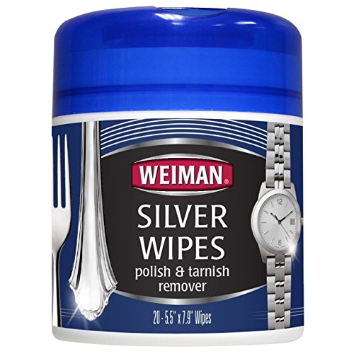 US #Jewelry No.6 Weiman Silver Wipes for Cleaning and Polishing Sil... https://t.co/8ElN8cIUfo https://t.co/dTq9uQThgP
