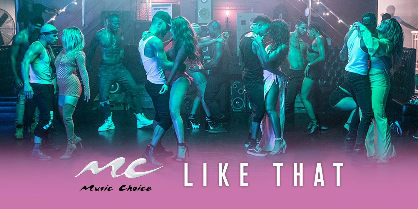 Shout out to @MusicChoice for being amazing and showing the love to #HeLikeThat https://t.co/UdWDqLb1kj