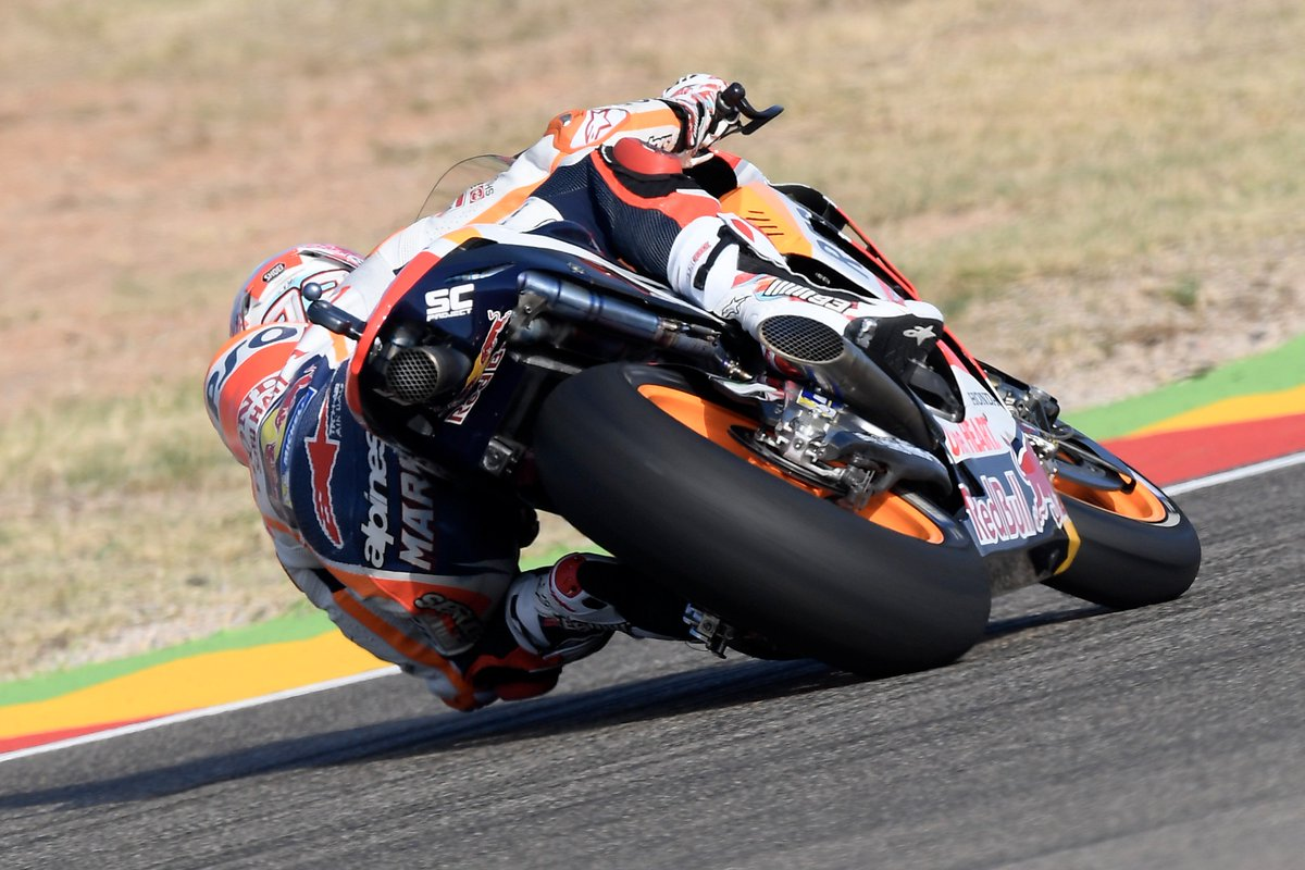 """test Twitter Media - """"Second row is not the best, but our speed is there and I'm happy with that. I think we have the pace to fight for the podium"""" 🎙 #MM93 P5 https://t.co/Hug1G4dwKH"""