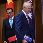 Government denies claims it knocked back Chinese climate change offer and reveals 'joint action plan'