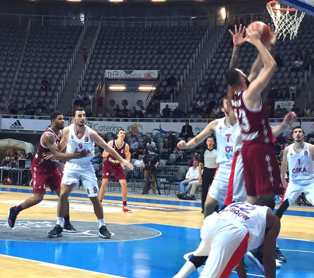RT @fcb_basketball: HALFTIME @cskabasket vs. #FCBB 40-37. Richtig gute 1. Hälfte von uns! 👌 #immerweiter #FCBB_live https://t.co/PgjJT68FYD