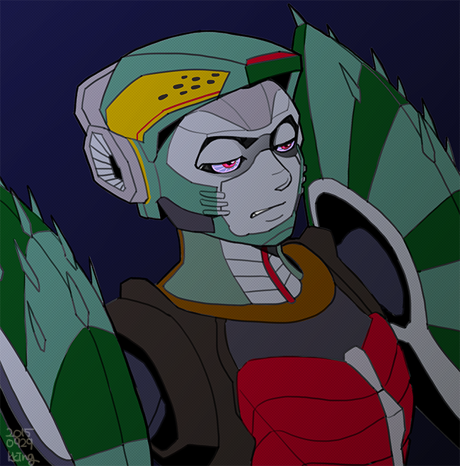 Rattrap (Transformers Beast Machines)  Happy Birthday Scott McNeil!!!