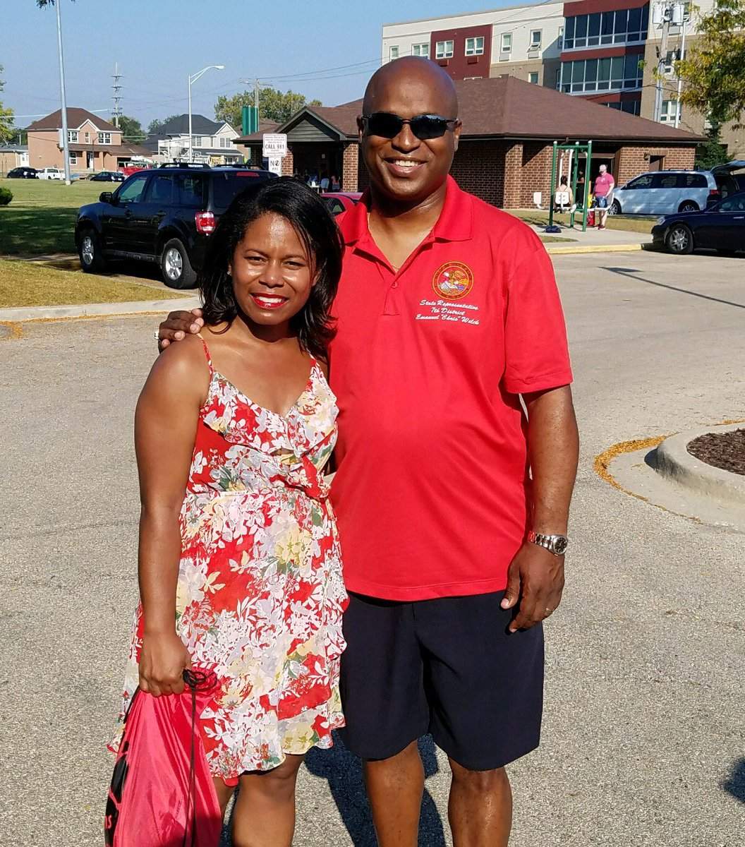 test Twitter Media - Enjoyed participating in the Proviso West HS Homecoming Parade and seeing the dynamic new principal, the Mayor of Bellwood and friends. https://t.co/Nto8Eozet4