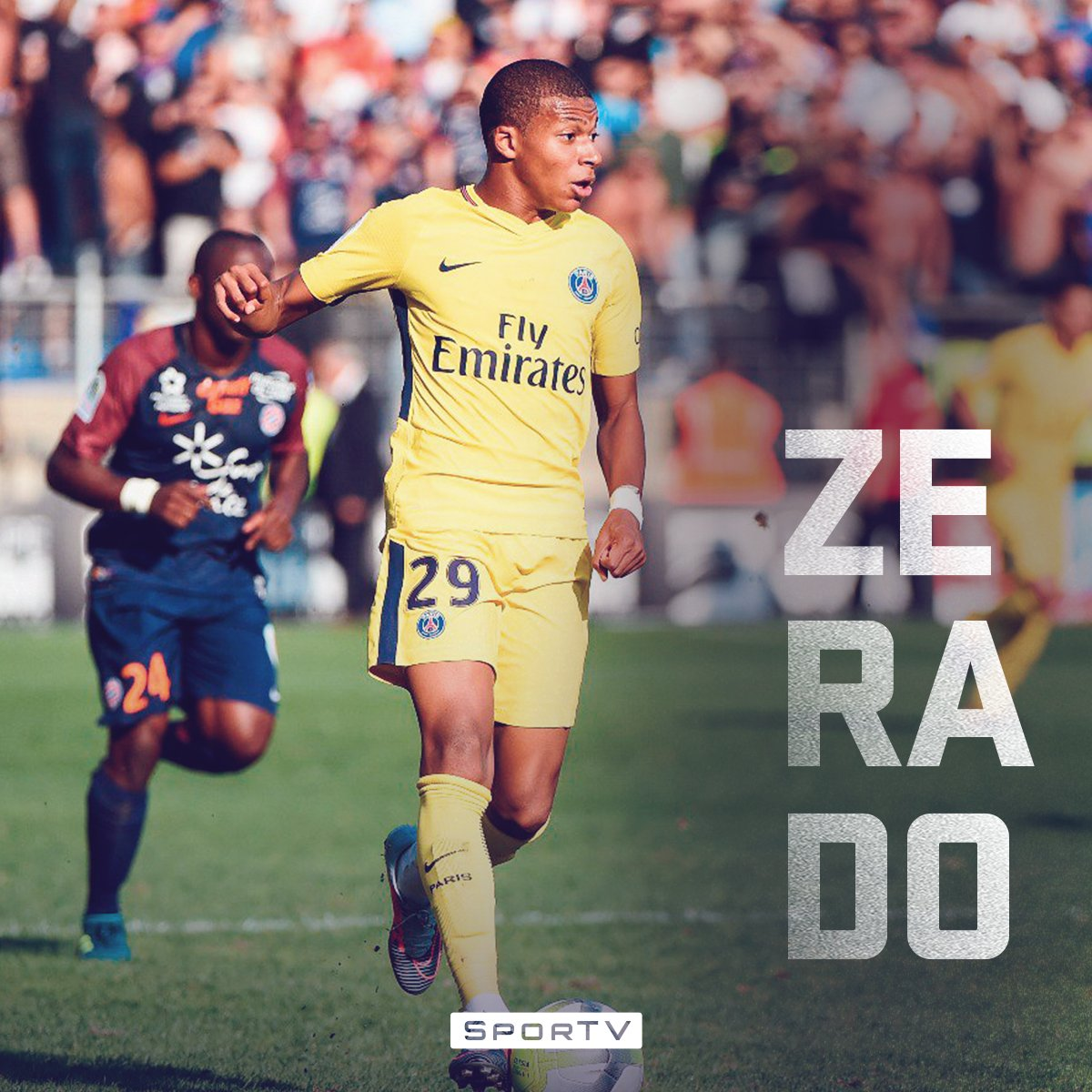 Sem Neymar