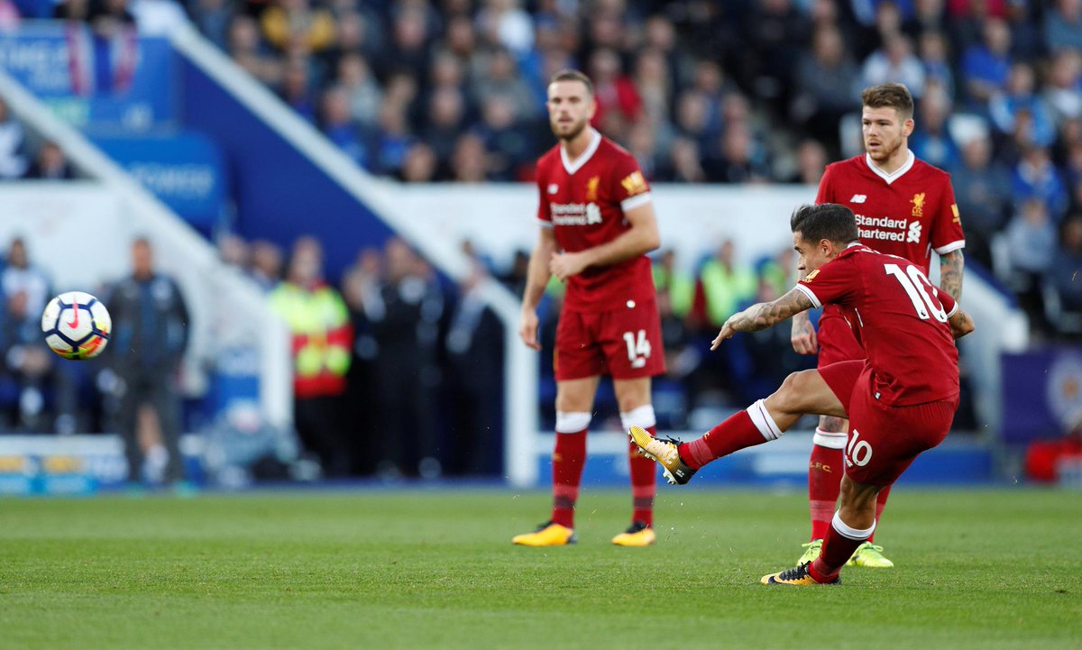 SCOUT: Coutinho adds a goal to his earlier assist. Only 3% of #FPL man...