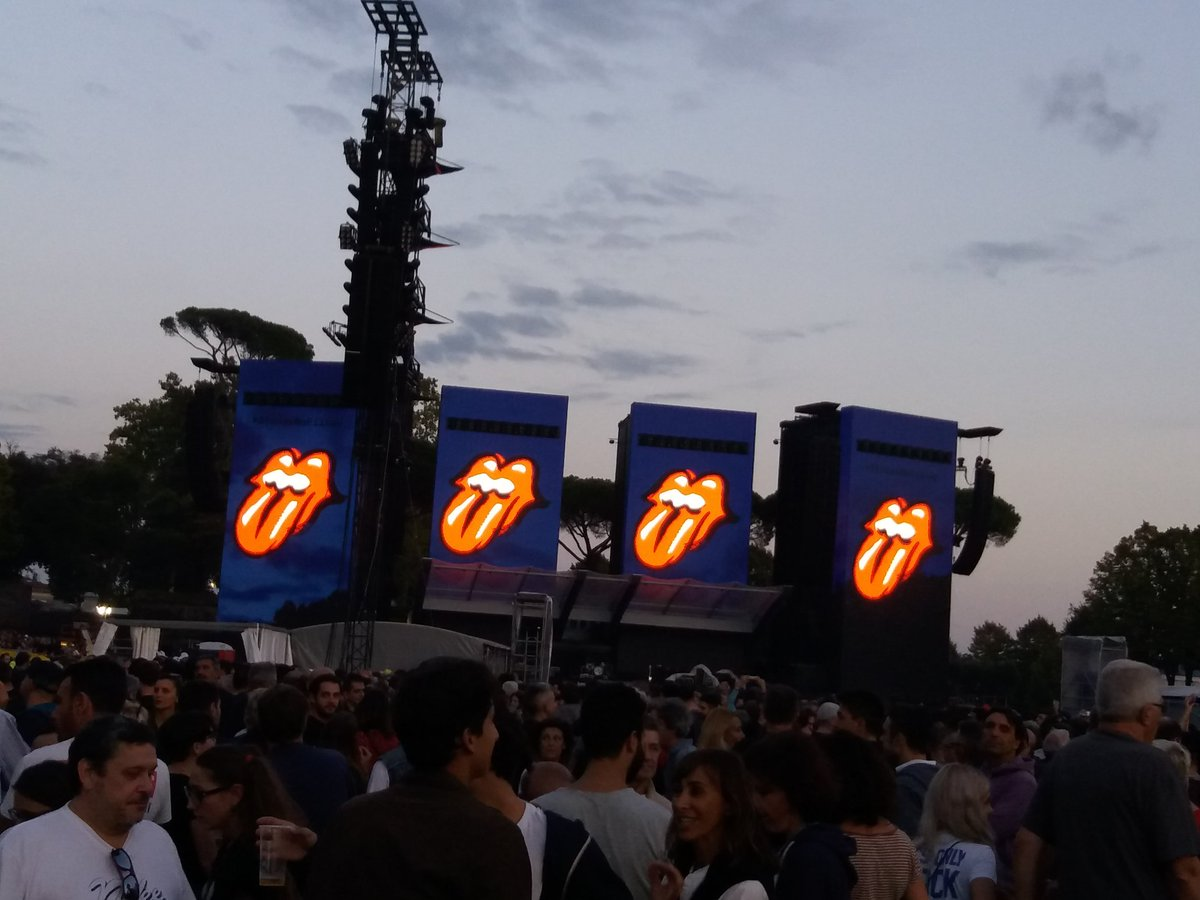 #StonesLucca
