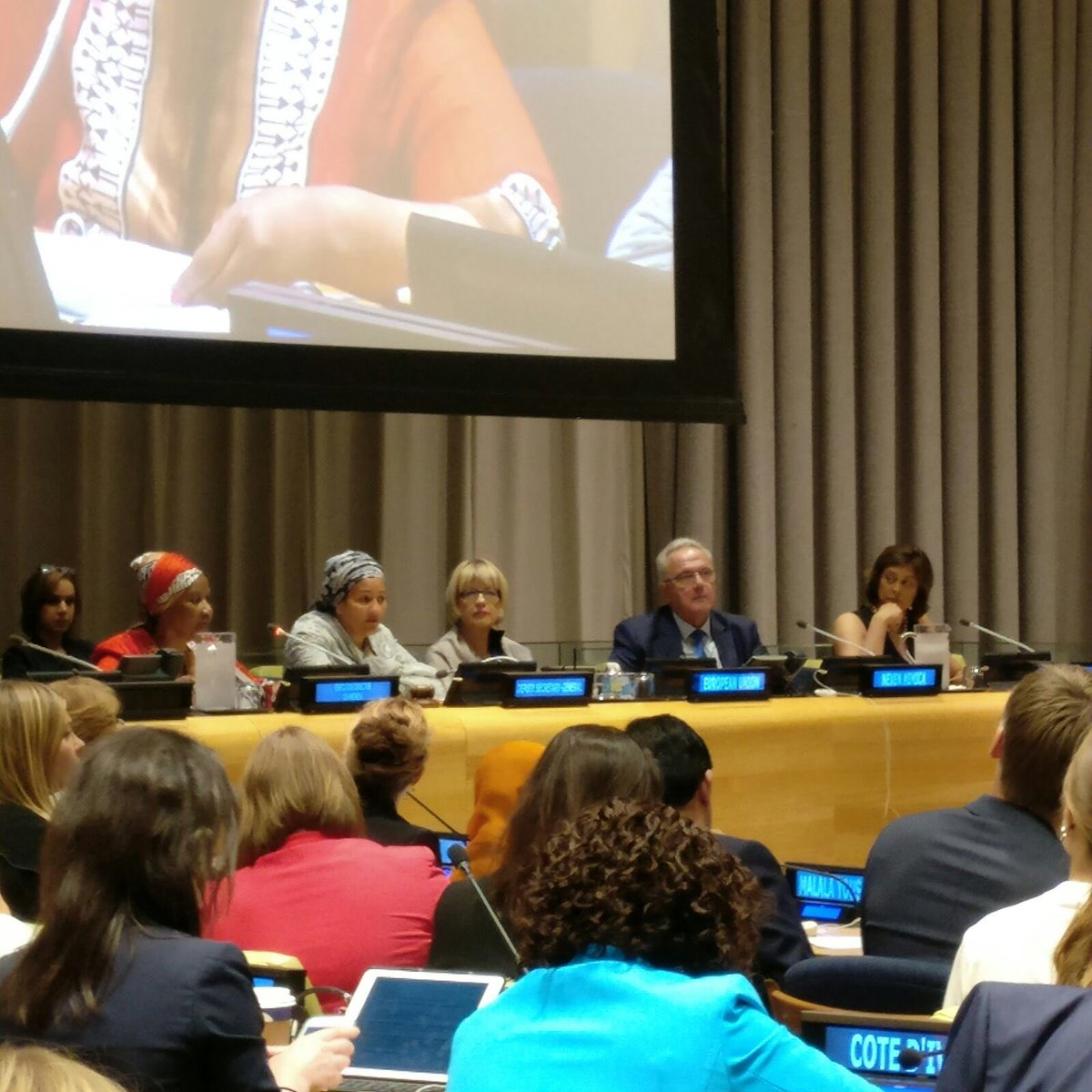 test Twitter Media - A Highlight of my #UNGA week: official launch of #SpotlightEndViolence. Timely #EU-#UN partnership to end violence against women&girls. https://t.co/FamwAtD2Mj