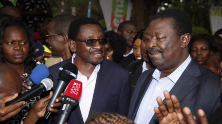 Jubilee wants Orengo, Mudavadi charged over ICT hack claims