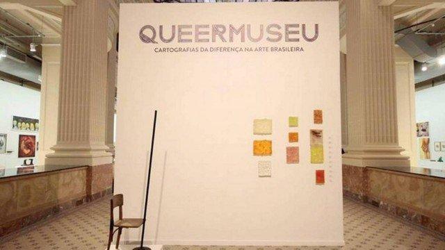 Censurada em Porto Alegre, mostra 'Queermuseu' será exibida no Rio