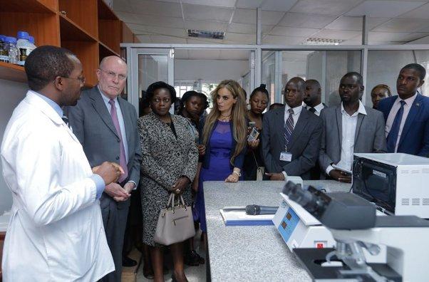 Merck commits to improve access to healthcare in Uganda