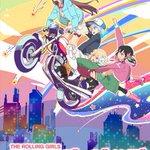 The Rolling Girls (Sub) ローリング☆ガールズ: Action, Adventure, Slice