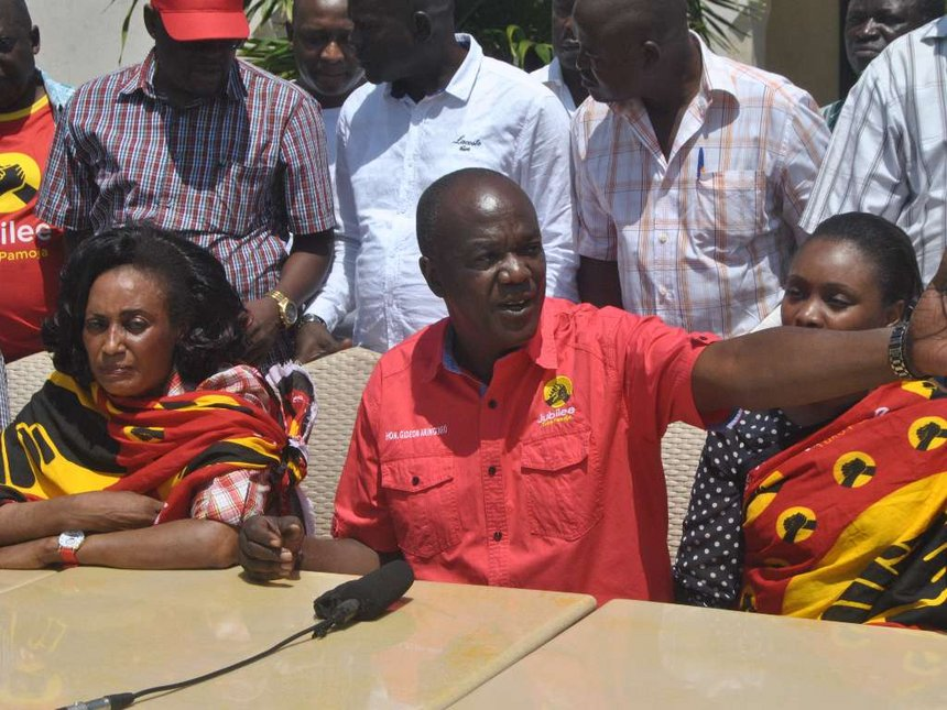 Kilifi JP team adds Wiper, MCC, Kanu, Labour in new strategy