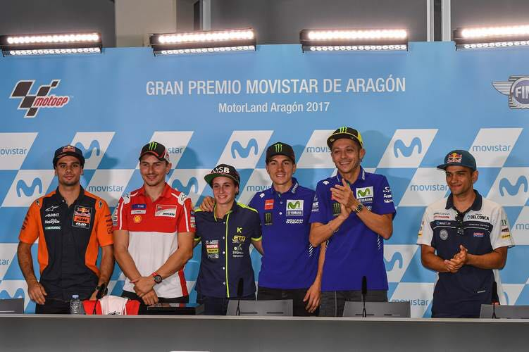 test Twitter Media - All eyes on @AnaCarrasco_22 at today's #AragonGP press conference 👀👌 #WorldSSP300 https://t.co/fu2H3zlEpK