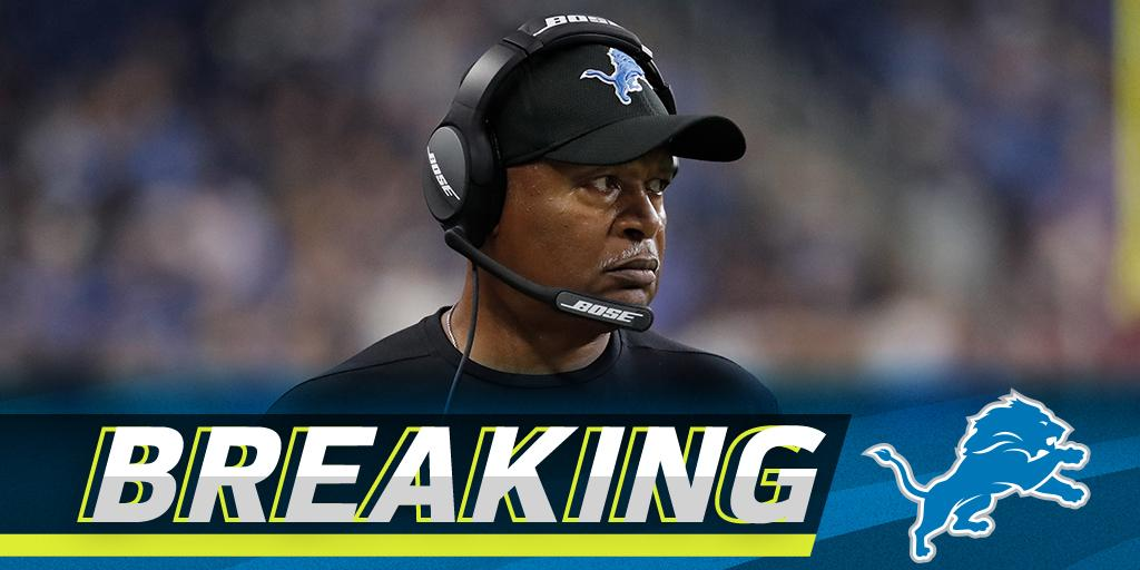 Jim Caldwell signs contract extension with Lions: https://t.co/JnRbVAUAvF https://t.co/yR20RoIys8