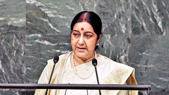 'Terroristan' Pakistan & climate change likely to be Swaraj's focus in UN address