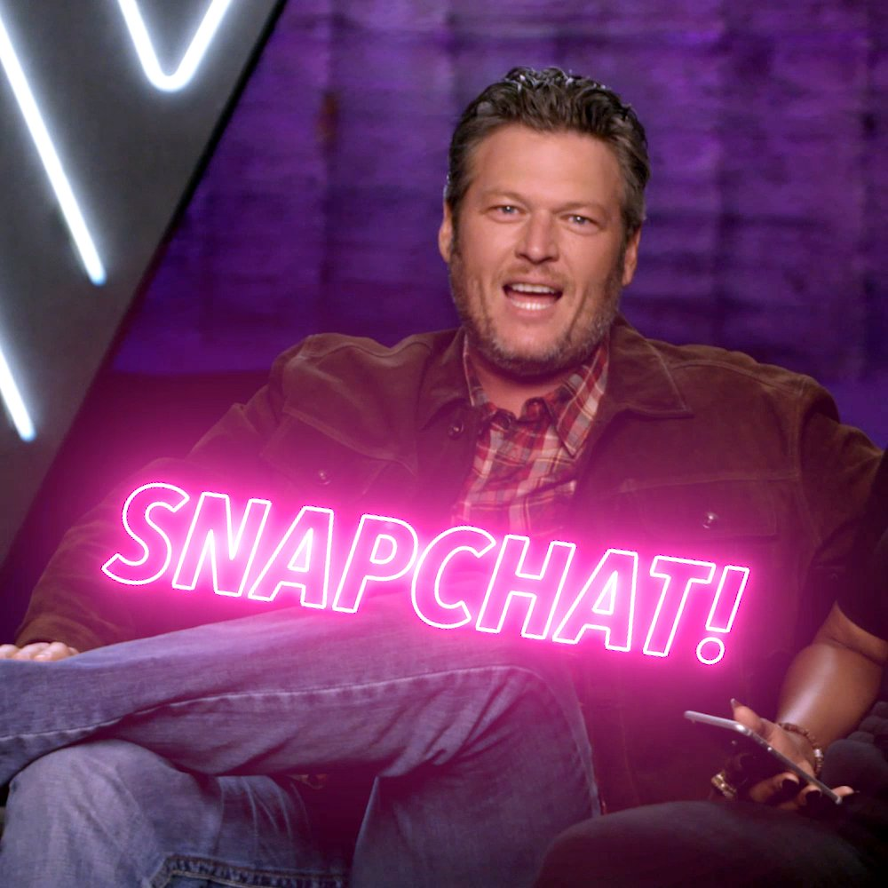 #TheVoice on Snapchat is BACK! Who will be the winner? YOU decide.✌️ h...