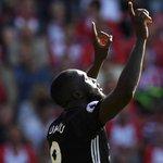 Romelu Lukaku strikes again as Manchester United beat Saints1-0