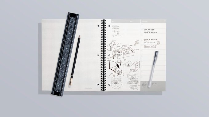 @FastCoDesign: A notebook for the multi-tasking generation https://t.co/Z2ngtQDmdP https://t.co/mOWxAOKWRT