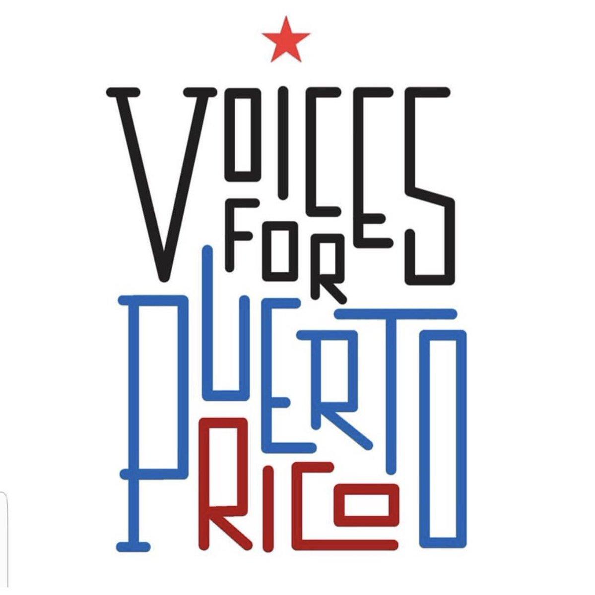 Puerto Rico needs you. Ayúdanos a reconstruir nuestra Isla. Soy parte...