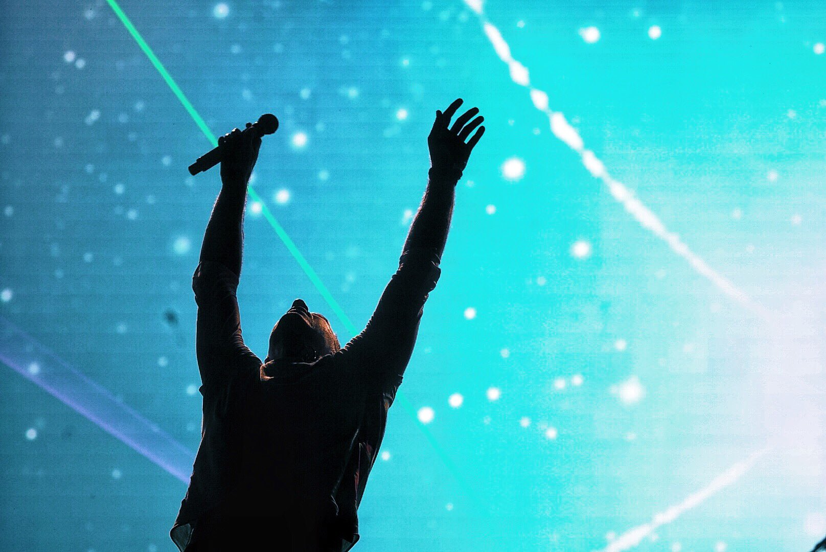 A Sky.... #ColdplaySeattle R42 https://t.co/6WAyKzPSLz