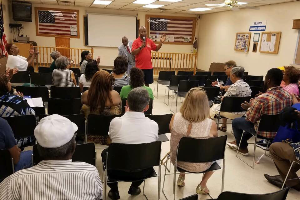test Twitter Media - Enjoyed attending the Bellwood Meet the Mayor event to support Mayor Andre Harvey and to share a few words with the packed house. https://t.co/4H66OxKmUp
