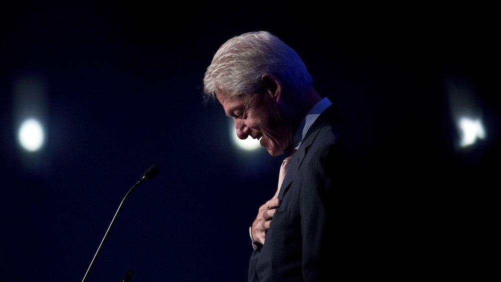 Bill Clinton-James Patterson adaptation lands at Showtime