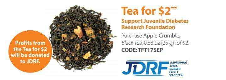 test Twitter Media - Add the tea of the month to your order for only  $2 to help support juvenile diabetes research!! #helpthekids #research #findacure #diabetes https://t.co/Mq70bKw0GT