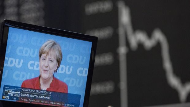 Money flows into European funds as German election helps quell populist fears