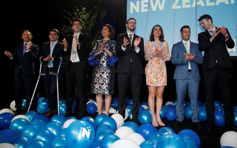 New Zealand election kingmaker in no rush to pick winner https://t.co/Q6v98psDY7 https://t.co/a0BmdcWnto