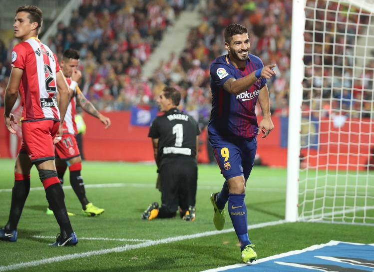 Barca, Real and Atletico all win in La Liga https://t.co/FkBuW4adRr https://t.co/sUu65BIrVd